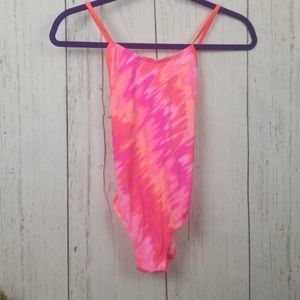 Nike girls swimsuit size 12